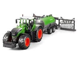 <b>Радиоуправляемый сельскохозяйственный трактор</b> с ...
