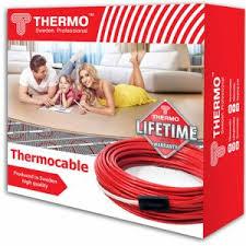 <b>Теплый пол Thermo</b> Thermocable <b>SVK</b>-<b>20</b> 8 м - купить недорого в ...