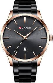 Watch Men Fashion Style Curren Classic Quartz ... - Amazon.com