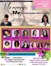 sarni jpress release mommy me vision board party expo tour mommymerelease