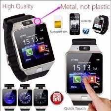 <b>DZ09 Bluetooth</b> 4.1 <b>Smart Watch</b> Phone + Camera SIM Card For ...