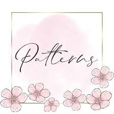 <b>Patterns</b> – Fabric By Missy <b>Rose</b>