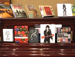 music and books an interview lightning s wells adams pictured here music books on the store piano
