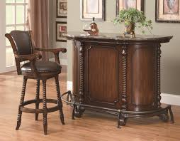 traditional bar unit with marble top buy home bar furniture