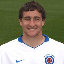 ... five and a half years with Hartlepool United and credits the club's record appearance holder Ritchie Humphreys as a musical and footballing influence. - jphu
