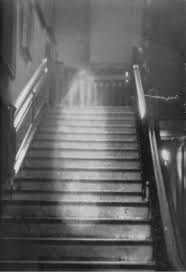 Image result for ghost on stairs
