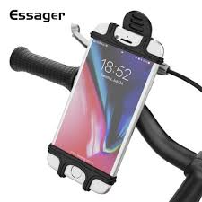 <b>Essager</b> Bicycle <b>Phone Holder</b> For iPhone Samsung Universal ...
