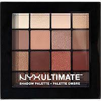 <b>NYX Professional Makeup</b> Ultimate Multi-<b>Finish</b> Shadow Palette ...