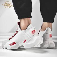 <b>RY RELAA</b> men's <b>sneakers</b> fashion platform <b>sneakers</b> new wedge ...