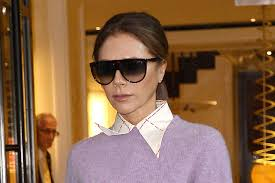 Victoria Beckham Shows Off Her Pedicure in <b>Peep</b>-<b>Toe</b> Red Boots in ...