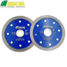 SHDIATOOL <b>2pcs</b> Diamond Cutting Disc X Mesh Turbo Rim ...