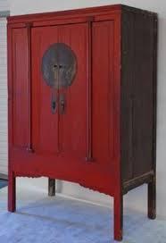 amazoncom cs1012 antique chinese red lacquered wedding cabinet circa 1875 amazoncom oriental furniture korean antique style liquor