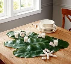 <b>Faux Banana Leaf</b> Palm | <b>Artificial</b> Flowers | Pottery Barn