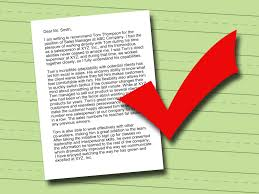 how to write a letter of recommendation sample letters