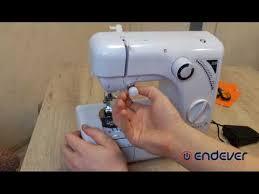 <b>Швейная машина VLK Napoli</b> 2400 - YouTube