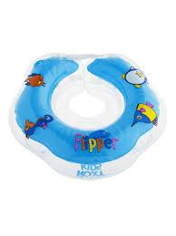 Надувной <b>Круг На Шею Для</b> Плавания Flipper ROXY-KIDS ...