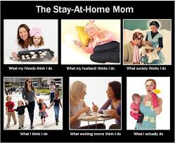 What this guy thinks about his stay-at-home mom wife - MAMA REBELDE via Relatably.com