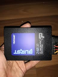 "Обзор от покупателя на SSD <b>диск PATRIOT</b> 2.5"" BURST 240 Гб ..."