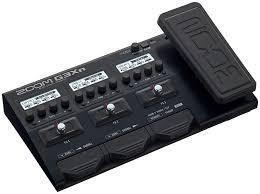 <b>Zoom G3n</b> и G3Xn – гитарные <b>процессоры</b> мультиэффектов ...