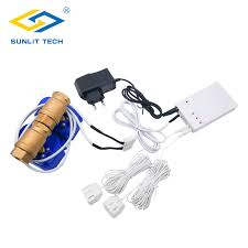 Water Leak Detector Alarm System with 2pcs <b>DN15 DN20 DN25</b> ...