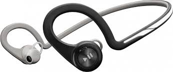 <b>Bluetooth гарнитура Plantronics BackBeat</b> FIT black (черный ...