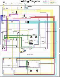 example structured home wiring project wiring diagram
