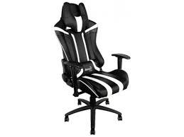 Купить игровое <b>компьютерное кресло Aerocool</b> AC120 AIR-BW ...
