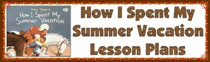 summer vacation suitcase templates fun back to school writing  how i spent my summer vacation mark teague teaching resources
