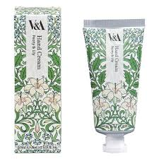 V&A <b>Peony</b> & Lily Hand Cream | Beauty Gifts for Her – Wild + <b>Wolf</b>