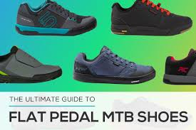 The Ultimate Flat Pedal Mountain Bike <b>Shoe</b> Guide: Find the Best ...