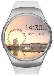 <b>Умные часы KingWear KW18</b>, белые купить в интернет-магазине ...