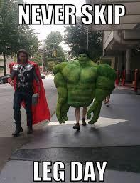 Funny photos, funny pics, hulk skinny legs via Relatably.com