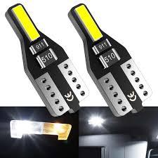 <b>2Pcs Led Number</b> Plate Light For BMW E60 <b>Number License</b> Plate ...