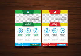 vector brochure flyer design layout template in a4 size vector brochure flyer design layout template vector