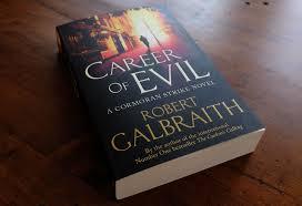book review career of evil zinc moon