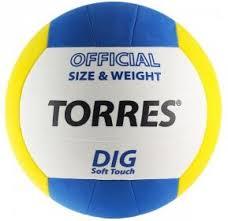 <b>Мяч волейбольный TORRES</b> Dig