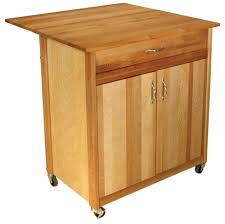 leaf kitchen cart: cuisine island w drop leaf kitchen cart catskill craftsmen on sale free shipping us