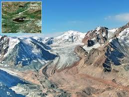 снежный покров и ледники политермическая структура ледника ...