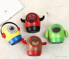 2019 Big Eyes Doll JY WT <b>Creative Cute Cartoon Animal</b> Wireless ...
