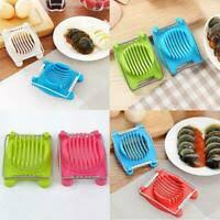 Egg Cutter <b>Stainless Steel Egg</b> Slicer Strawberry Slicer Cutter ...