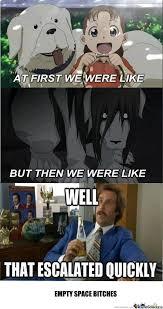 Wtf Fullmetal Alchemist by lambrosgreece - Meme Center via Relatably.com