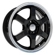 Автомобильные диски цвет: чёрный глянцевый с полированным ...