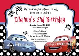 cars invitation cards no hidden fees proofing and custom cars invitations printable pictures about cars invitations printable