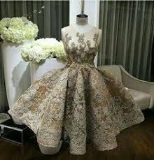 <b>Custom made ball gown</b> lace short prom dress, cute homecoming ...