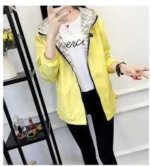 <b>2018 Spring Autumn</b> Women <b>Basic</b> Jacket Pocket Zipper Hooded ...