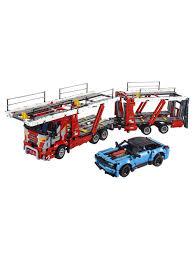 <b>Конструктор LEGO Technic</b> 42098 <b>Автовоз</b> LEGO 8575665 в ...