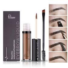 Pudaier <b>1Pc Eye Brow</b> Liquid Cosmetics Long Lasting <b>Eyebrow</b> ...