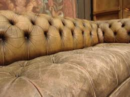 french vintage leather chesterfield sofa sold chesterfield sofa leather 3