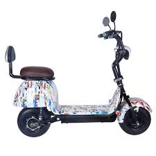 Small Harley <b>electric</b> scooter for men and women type mini driver ...