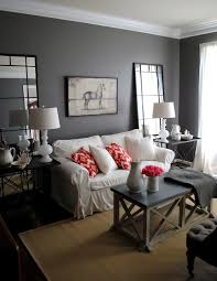 Painting My Living Room Our House The Living Room Grey Walls Grey And Graphics